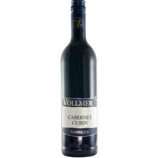 2018 Cabernet Cubin, aus dem Eichenfass trocken - Weingut Roland Vollmer