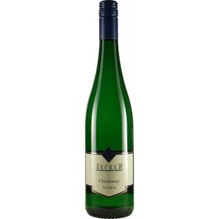 2017 Chardonnay trocken GUTSWEIN - Weingut Becker