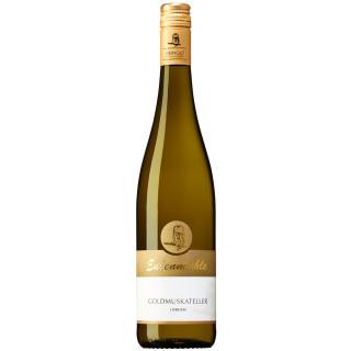 2020 Goldmuskateller lieblich - Weingut Eulenmühle