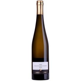 2015 Weisenheimer Hahnen Weisser Burgunder QbA trocken - Weingut Langenwalter
