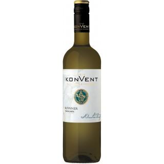 2020 Klosterhof Rivaner trocken - Weinkonvent Dürrenzimmern eG