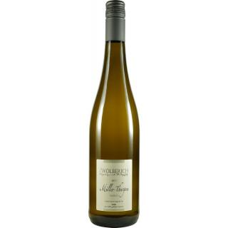 2018 Müller-Thurgau lieblich BIO - Weingut im Zwölberich