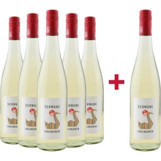 5+1 Lieblingswein VDP.Gutswein trocken Paket - Weingut Zur Schwane