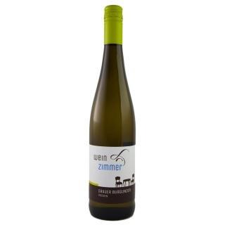 2016 Grauer Burgunder trocken - WEINZIMMER