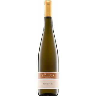 2018 Eckelsheimer Kirchberg Riesling trocken - Weingut Zöller