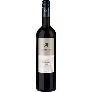 2018 Trollinger trocken Stufe 8 Wein aus Terrassenlage - Weingärtner Esslingen