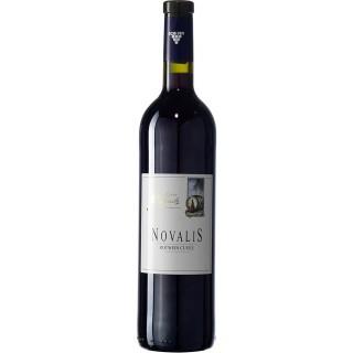 Novalis Rotwein Cuveé Deutscher Wein feinherb Bio - Weingut Ludwig Mißbach