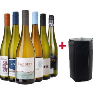 Terrassenwein-Paket inkl. Kühlmanschette