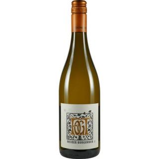 2019 Weißer Burgunder trocken - Weingut Fogt