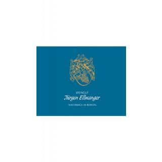 2015 Geradstettener Lichtenberg Riesling Eiswein 0,375L - Weingut Ellwanger