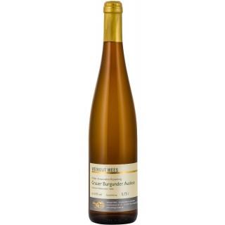 2016 Grauburgunder Auslese Weißwein edelsüß süß Nahe Kreuznacher Rosenberg - Weingut Mees