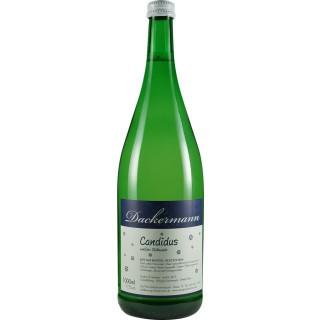 Weißer Glühwein Candidus 1L - Weingut Dackermann