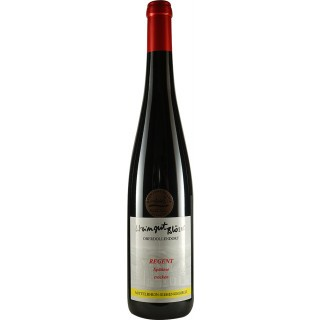 2016 Regent Spätlese trocken - Weingut Blöser
