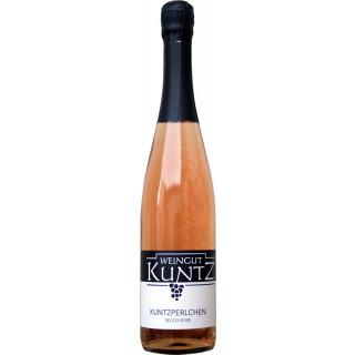 "2018 Secco Rosé ""Kuntzperlchen"" trocken - Weingut Kuntz"