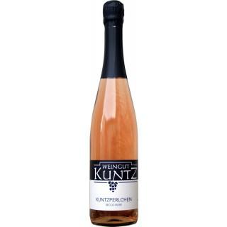 "2019 Secco Rosé ""Kuntzperlchen"" trocken - Weingut Kuntz"