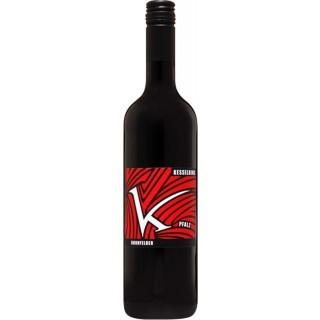 2016 Dornfelder lieblich BIO 1L - Weingut Kesselring