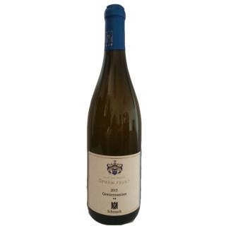 2016 Schozach Gewürztraminer ** - Weingut Graf von Bentzel-Sturmfeder