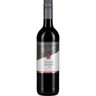2019 Acolon S halbtrocken - Weingärtnergenossenschaft Aspach