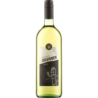 2019 VIER SCHOPPEN Silvaner Qualitätswein trocken 1,0 L - Winzergemeinschaft Franken eG