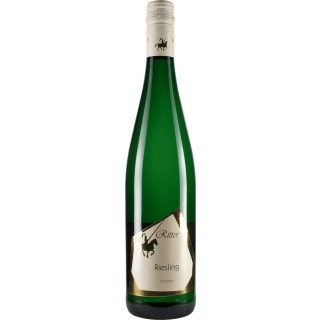2017 Riesling QbA Trocken - Weingut Ritter