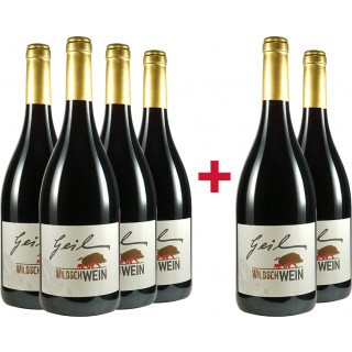 4+2 WildschWEIN Paket - Weingut Helmut Geil
