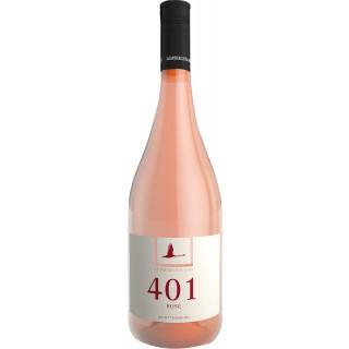 2020 401 Rosé trocken - Lembergerland Kellerei Rosswag