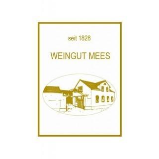 2016 Kreuznacher Rosenberg Portugieser Rotwein Qualitätswein QbA lieblich - Weingut Mees