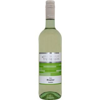 2018 Rivaner QbA Trocken - Weinparadies Freinsheim