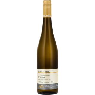 2017 Riesling Qualitätswein QbA Weißwein feinherb Nahe Kreuznacher Paradies - Weingut Mees