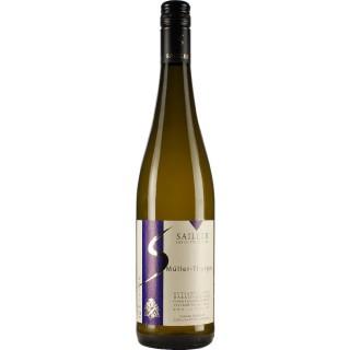 2014 Müller-Thurgau edelsüß - Weingut Destillerie Harald Sailler