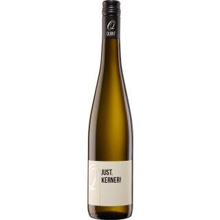 """2020 """"Just. Kerner!"""" fruchtsüß süß - Weingut Quint"""