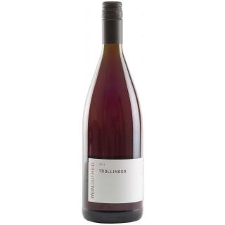2018 Trollinger trocken 1,0 L - Weingut Heid