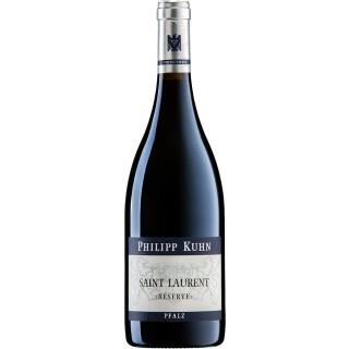 "2015 Saint Laurent ""LAUMERSHEIMer Reserve"" VDP.Ortswein trocken - Weingut Philipp Kuhn"