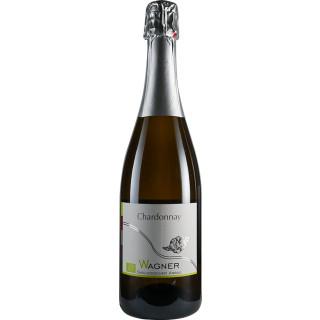 2018 Chardonnay Sekt brut - Oekoweingut Wagner