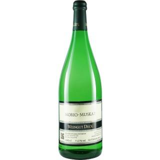 2020 Morio-Muskat lieblich 1,0 L - Weingut Deck