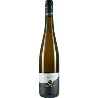 2019 Riesling lieblich - Weingut Maurer