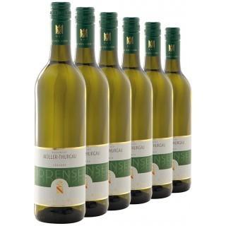 Bodensee-Paket Müller-Thurgau Trocken VDP.Gutswein - Weingut Markgraf von Baden - Schloss Salem