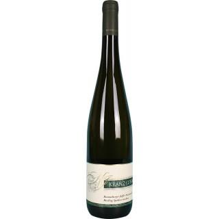 2019 Brauneberger Juffer Sonnenuhr Riesling Spätlese trocken - Weingut Kranz-Junk