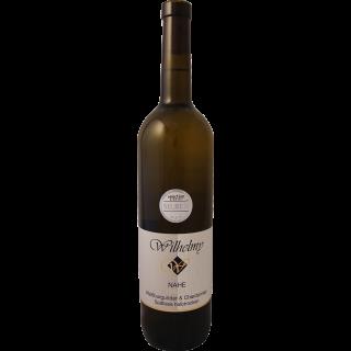 2016 Weißburgunder und Chardonnay Spätlese halbtrocken - Weingut Wilhelmy