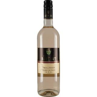 2016 Trollinger Blanc de Noir lieblich - Weingut Birkert