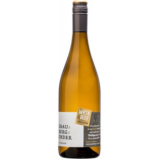 2019 Grauburgunder trocken - Wein & Hof Hügelheim
