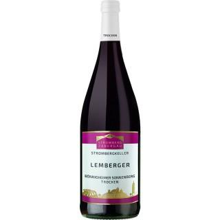 2018 Bönnigheimer Sonnenberg Lemberger trocken 1,0 L - Weingärtner Stromberg-Zabergäu