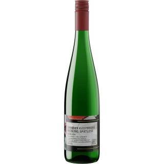 2018 Lehmener Klosterberg Riesling Spätlese lieblich - Weinbau Weckbecker