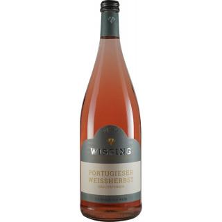 2019 Portugieser Weißherbst mild 1L - Weinkellerei Emil Wissing