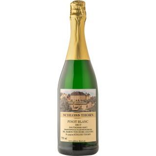 Pinot Blanc Sekt brut - Weingut Schloss Thorn