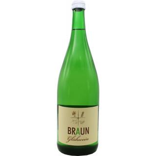 Winzerglühwein weiß 5,0 L - Weingut Armin Braun