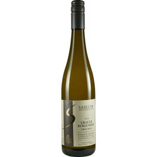 2016 Grauer Burgunder Trocken - Weingut Destillerie Harald Sailler