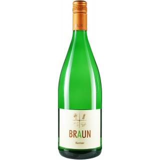 2017 Kerner halbtrocken 1,0 L - Weingut Armin Braun