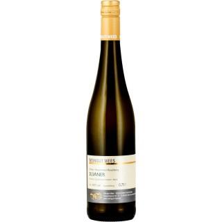 2018 Silvaner trocken Nahe Kreuznacher Rosenberg Weißwein QbA - Weingut Mees