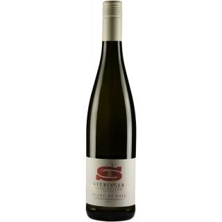 2019 Blanc de Noir Niederhorbach trocken - Weingut Stübinger